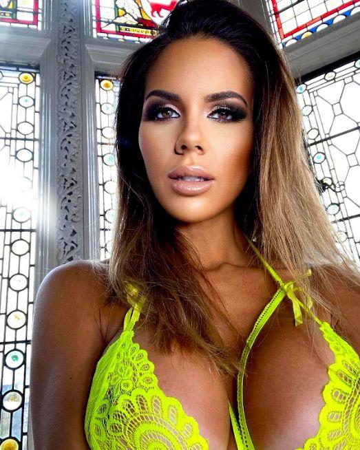hot spanish woman