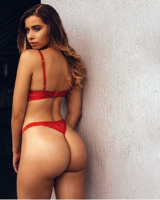 hot puerto rican girl