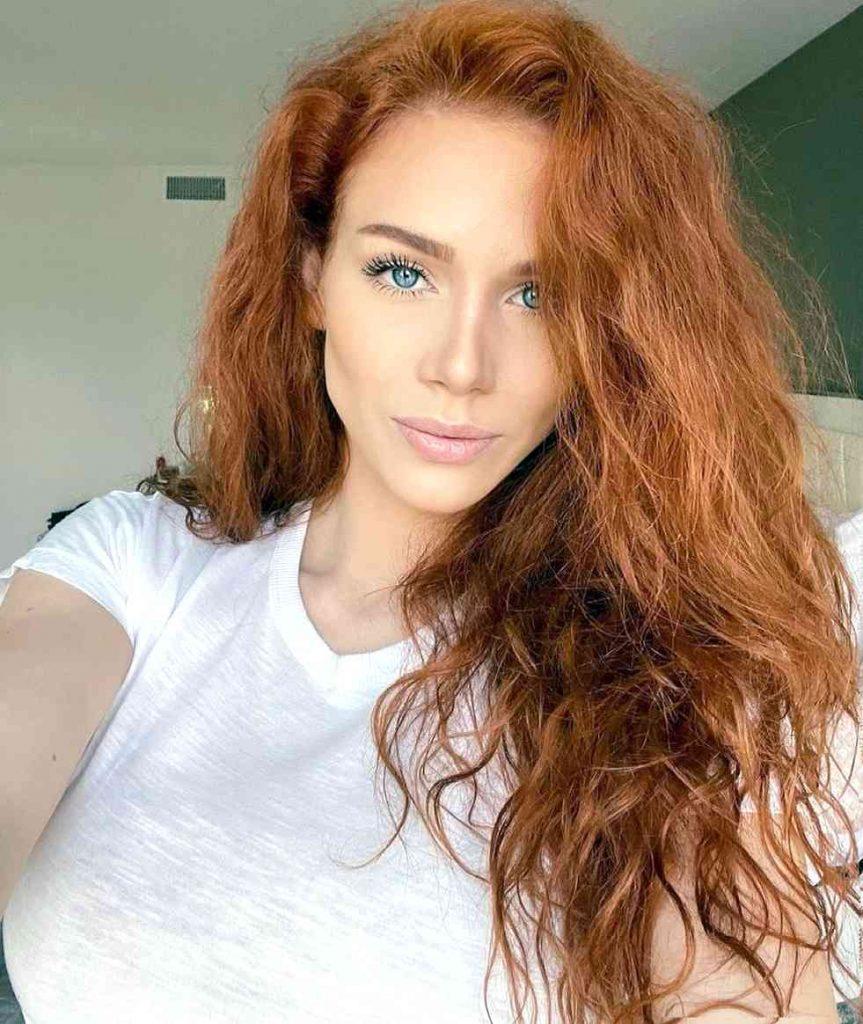 hot latvian girl